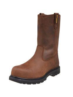 Men's Revolver Pull-on Steel-toe Boot