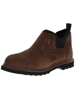 """Men's 4"""" Romeo Non Safety Toe Waterproof Breathable Pull-on Boot Cms4190"""