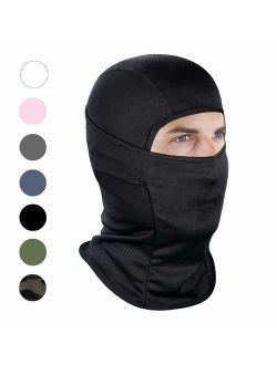 Balaclava Face Mask Uv Protection For Men Women Ski Sun Hood Tactical Masks