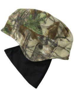 Men's Workcamo Fleece 2 In 1 Headwear