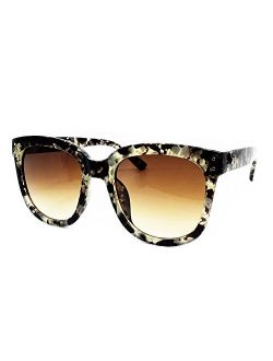 O2 Eyewear 7222 Premium Oversize XXL Women Men Mirror Brand Style Fashion Sunglasses