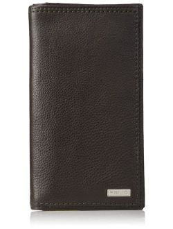 By Fossil Men's Mark Checkbook Wallet