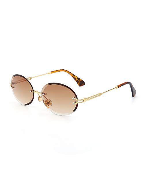 VITRU Medusa - Retro Rivet Sunglasses
