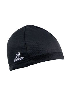 Headsweats Skullcap Beanie, Black, One Size