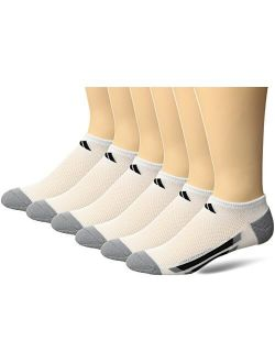 Kids' - Boys/girls Cushioned No Show Socks (6-pair)