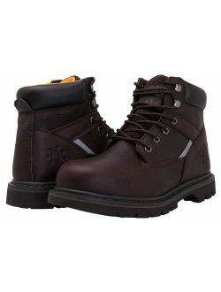 KINGSHOW GW Men's 1606ST Steel Toe Work Boots