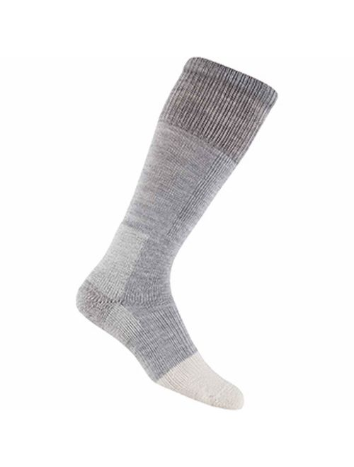 thorlos Men's Exco Max Warmth and Cushion Extreme Cold Over The Calf Wool Thermal Socks