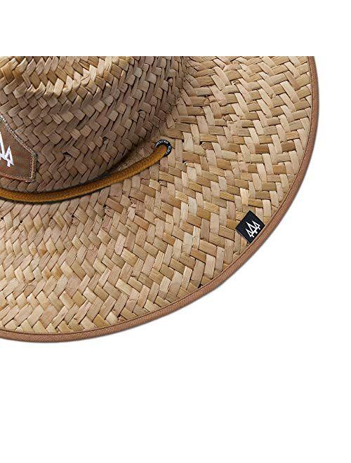 Hemlock Hat Co. Men's Straw Hat