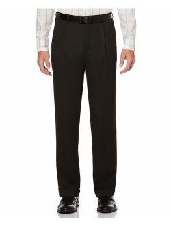 Men's Big And Tall Portfolio Micro Melange Pant