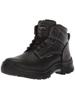 Mens Tarlac Steel Toe Work Boot - Black
