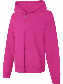Comfortsoft Eco Smart Full-zip Hoodie Sweatshirt (little Girls & Big Girls)