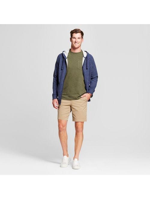 "Men's 9"" Linden Flat Front Shorts - Goodfellow & Co™"