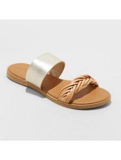 O Band Slide Sandals - Universal Thread™