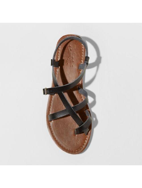 Women's Lavinia Toe Wrap Thong Sandal - Universal Thread™