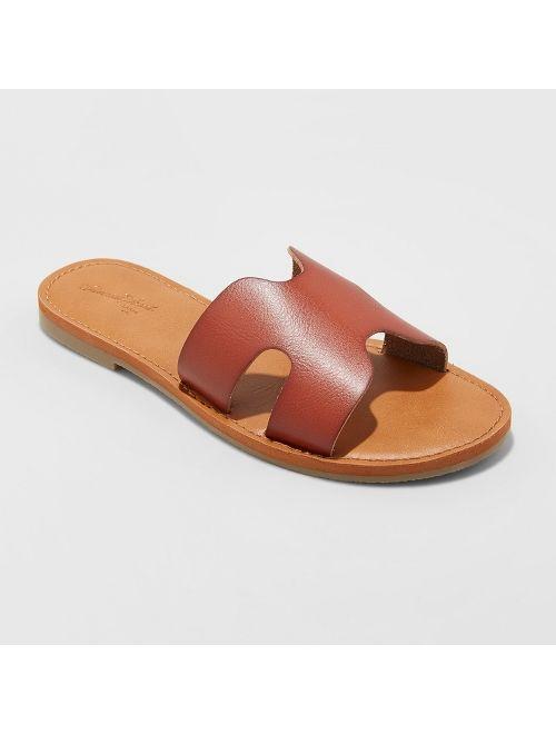 Women's Jenny Slide Sandals - Universal Thread™