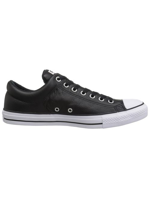Street Leather Low Top Sneaker   Topofstyle