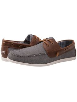 Mens Casual Loafers Lace Up Classic Driving Boat Shoes