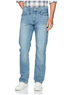 5 Pocket Relaxed Fit Stretch Jean