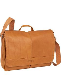 Colombian Leather Slim Single Compartment