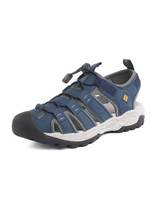 DREAM PAIRS Men's Outdoor Sandals