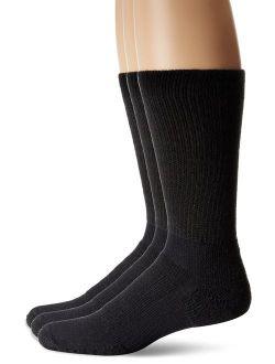 Wx Max Cushion Walking Crew Socks