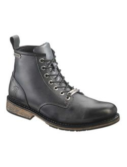 Harley-Davidson Men's Darrol Motorcycle Boots. Black or Brown. D93191 D93192