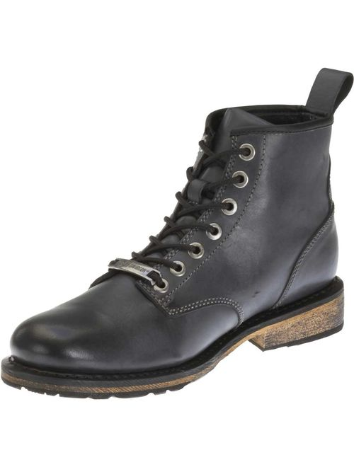 Harley Davidson Harley-Davidson Men's Darrol Motorcycle Boots. Black or Brown. D93191 D93192