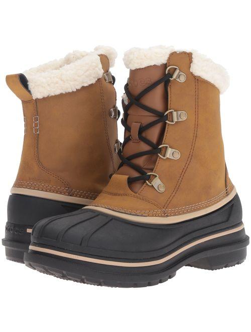 Crocs Men's All Cast II Snow Boot