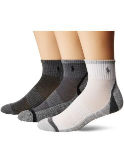 3-pack Classic Cotton Ankle Socks