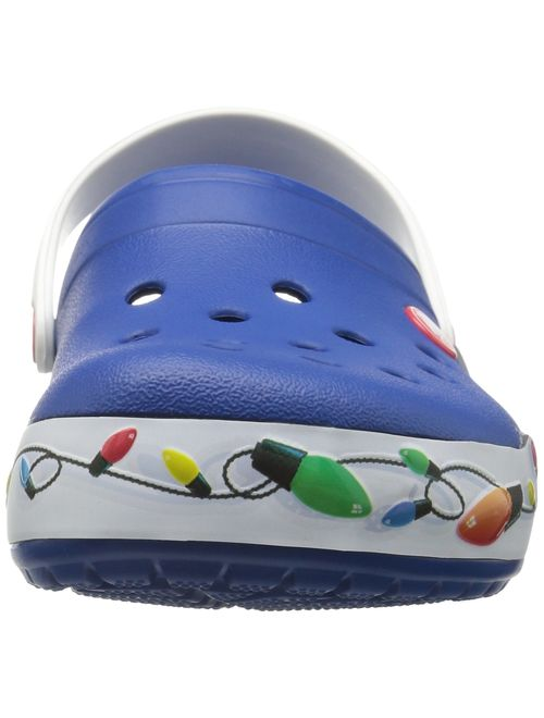 Crocs Unisex Crocband Holiday Lights Clog Mule