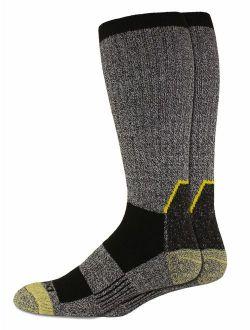 Men's Kevlar Reinforced Steel Toe Crew Socks