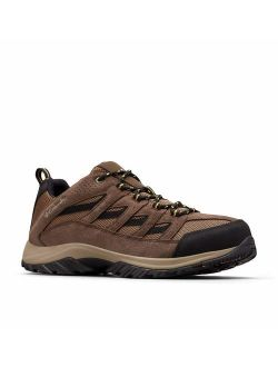 Men's Crestwood Waterproof Hiking Boot, Breathable, High-traction Grip