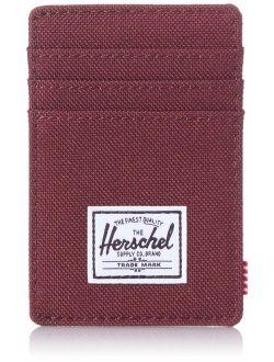Unisex Raven Wallet Rfid Vertical Card Holder