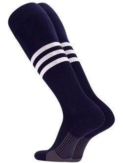 TCK Sports Elite Performance Baseball/Softball OTC Socks (Multiple Colors)