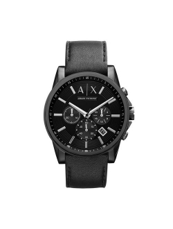 AX Armani Exchange Men's Chronograph Dress Watch (Model: AX7105)