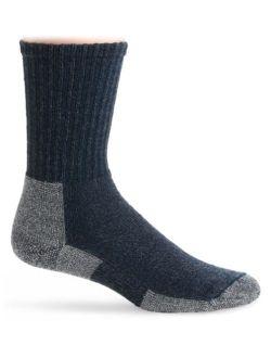 Men's Wlth Max Cushion Hiking Crew Socks