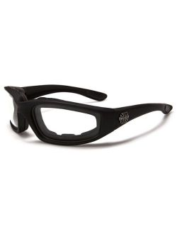 Choppers Padded Bikers Sport Sunglasses Offered in Variety of Colors