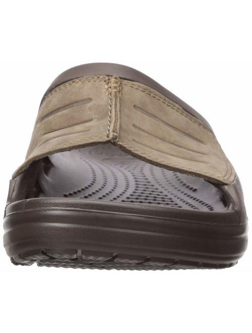 Crocs Men's Yukon Mesa Slide Sandal