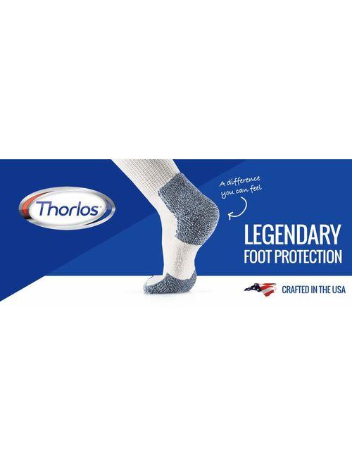 thorlos Unisex TX Max Cushion Tennis Crew Socks