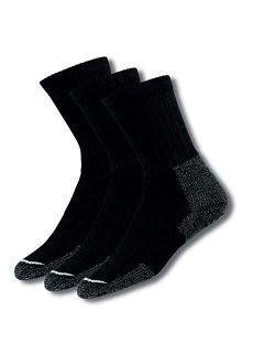 Men's Kx Max Cushion Hiking Crew Socks