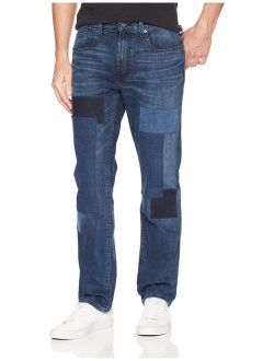 5 Pocket Straight Fit Stretch Jean