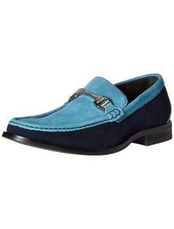Men's Flynn Moc-toe Bit Slip-on Loafer