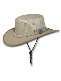 Barmah Hats Canvas Drover Hat - Item 1057