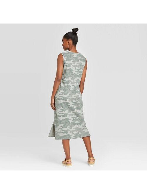 Women's Sleeveless Dress - Universal Thread