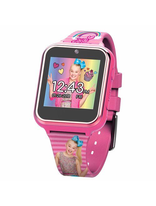 Jojo Siwa Touchscreen Kid's Smartwatch (Model: JOJ4128AZ)