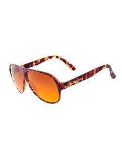Ise Original Aviator Blublocker Sunglasses - 2725k