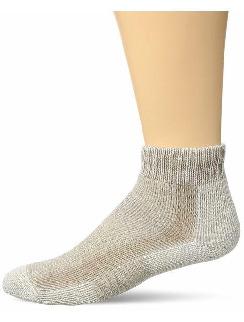 thorlos Men's Lthmx Max Cushion Hiking Ankle Socks