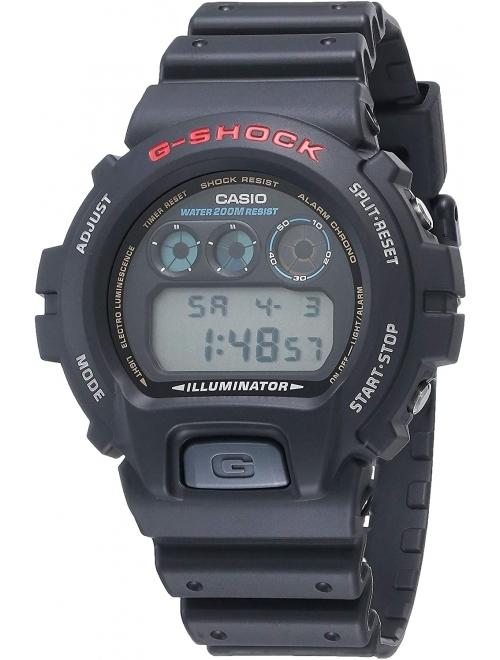Casio Men's G-Shock Classic Digital Watch DW6900-1V