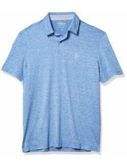 Men's Golf Title Holder Short Sleeve Polo