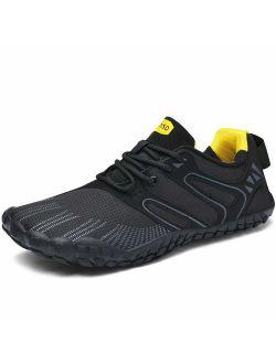 XIDISO Womens Mens Barefoot ShoesMinimalist Wide Toe Box CrossTraining Shoe